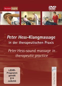 Peter Hess®-Klangmassage in der therapeutischen Praxis: Peter Hess®-Sound massage in therapeutic practice